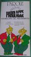 Cover of Parole, paroline , parolacce