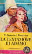 Cover of La tentazione di Adamo