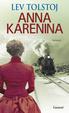 Cover of Anna Karenina