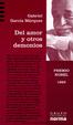 Cover of Del amor y otros y demonios