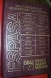 Cover of Gran diccionario de sinónimos y antónimos