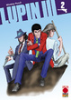 Cover of Lupin III vol. 2