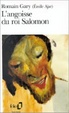 Cover of L'angoisse du roi Salomon