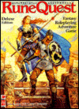 Cover of RuneQuest Role Playing Game