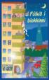 Cover of Fólkið í blokkinni