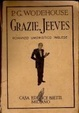 Cover of Grazie, Jeeves