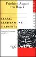 Cover of Legge, legislazione e libertà