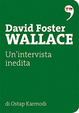 Cover of David Foster Wallace