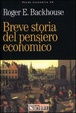 Cover of Breve storia del pensiero economico