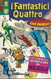 Cover of I Fantastici Quattro n. 16