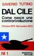 Cover of Dal Cile. Come nasce una controrivoluzione. Ottobre 1972-settembre 1973