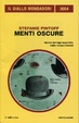 Cover of Menti oscure