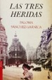 Cover of Las tres heridas