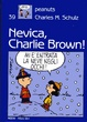 Cover of Nevica, Charlie Brown!