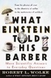 Cover of What Einstein Told His Barber