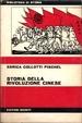 Cover of Storia della rivoluzione cinese