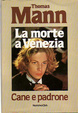 Cover of La morte a Venezia