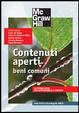 Cover of Contenuti aperti, beni comuni