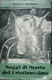 Cover of Saggi di Storia del Cristianesimo