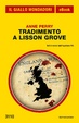 Cover of Tradimento a Lisson Grove