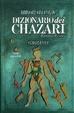 Cover of Dizionario dei Chazari