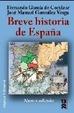 Cover of Breve historia de Espana