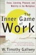Cover of The Inner Game of Work