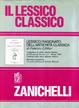 Cover of Il lessico classico