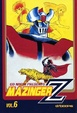 Cover of Mazinger Z vol. 6 (di 6)