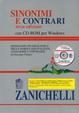 Cover of Sinonimi e contrari