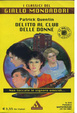 Cover of Delitto al club delle donne