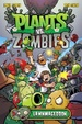 Cover of Plants vs. Zombies: Lawnmageddon