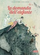 Cover of La domanda dell'elefante