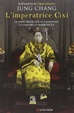 Cover of L'imperatrice Cixi