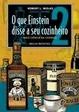 Cover of O Que Einstein disse a seu cozinheiro, 2