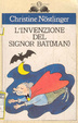 Cover of L' invenzione del signor Bat(man)