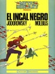 Cover of El incal negro