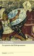 Cover of La guerra del Peloponneso