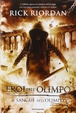 Cover of Il sangue dell'Olimpo