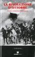 Cover of La rivoluzione d'ottobre. Memorie e testimonianze dei protagonisti