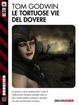 Cover of Le tortuose vie del dovere