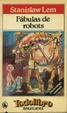 Cover of Fábulas de robots