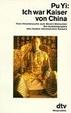 Cover of Ich war Kaiser von China