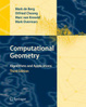 Cover of Computational Geometry