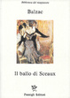 Cover of Il ballo di Sceaux