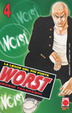 Cover of Worst vol. 4