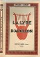 Cover of La lyre d'Apollon