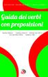 Cover of Guida dei verbi con preposizioni
