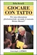 Cover of Giocare con tatto