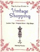 Cover of The little guide to vintage shopping
